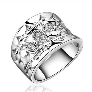 Jewelry - Silver Nobel Ring